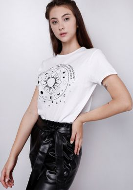 T-shirt-Branco-Silk-Mistico-Gang-Feminina-Branco-G