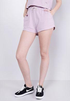 Shorts-Moletinho-Lilas-Gang-Feminino-Roxo-PP