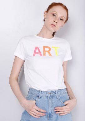 Camiseta-Manga-Cuta-Branca-Art-Neon