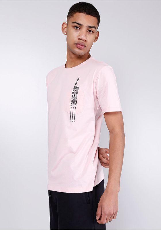 Camiseta-Manga-Curta-Rosa-Silk-Bolso-Gang-Masculina