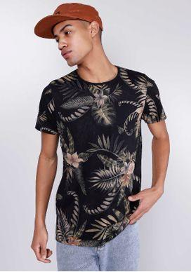 Camiseta-Estampada-Manga-Curta-Floral-Fullprint-Gang-Masculina