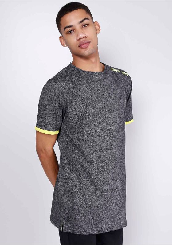 Camiseta-Manga-Curta-Detalhe-Neon-Cinza-Chumbo-Gang-Masculina
