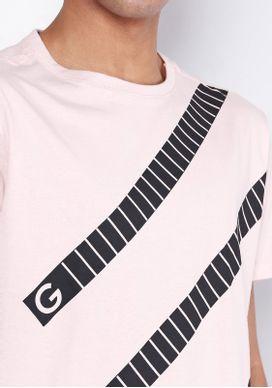 Camiseta-Estampada-Manga-Curta-Rosa-Gang-Masculina