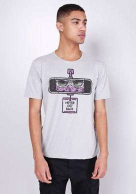 Camiseta-Estampada-Manga-Curta-Retrovisor-Cinza-Gang-Masculina