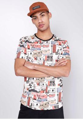 Camiseta-Estampada-Manga-Curta-Vila-Terrosa-Gang-Masculina