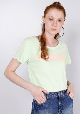 Blusa-Cropped-Estampada-Manga-Curta-Weekend-Verde-Gang-Feminina