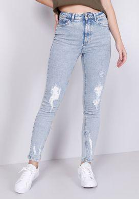 Calca-Jeans-Cigarrete-Cintura-Media-Rasgos-Gang-Feminina