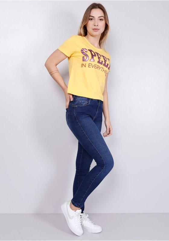 Calca-Jeans-Cigarrete-Push-Up-Used-Azul-Escuro-Gang-Feminina