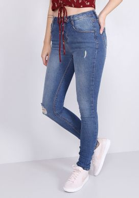 Calca-Jeans-Cigarrete-Cintura-Media-Dirty-Rasgos-Gang-Feminina