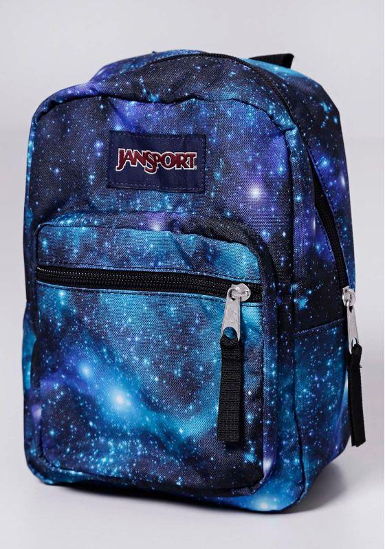 Lancheira-Big-Break-Galaxias-Azul-Jansport-Unissex
