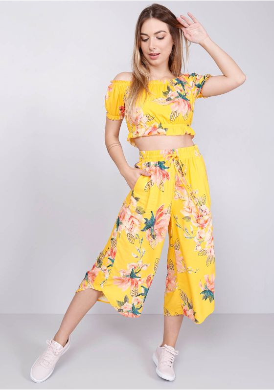 Blusa-Cropped-Estampada-Ciganinha-Floral