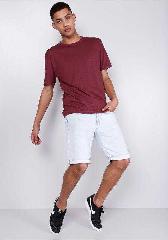 Bermuda-Jeans-Delave-Marmorizada-Cordao