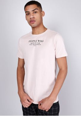 Camiseta-Estampada-People-Who-Rosa-Gang-Masculina