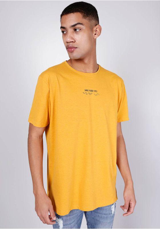 Camiseta-Estampada-Braile-Mostarda-Gang-Masculina