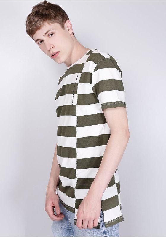 Camiseta-Estampada-Manga-Curta-Listrada