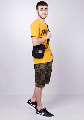 Camiseta-Estampada-Manga-Curta-Mostarda-Thinking
