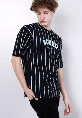 Camiseta-Manga-Curta-Listras-Preta-Gang-Masculina