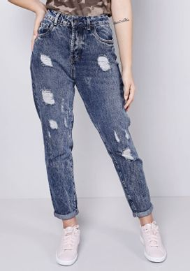 Calca-Mom-Jeans-Blue-Escura-Gang-Feminina