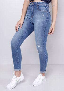 Calca-Jeans-Skinny-Cintura-Alta-Blue-Media-Gang-Feminina