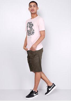 Camiseta-Estampada-Manga-Curta-Strong-Camuflado-Rosa-Gang-Masculina
