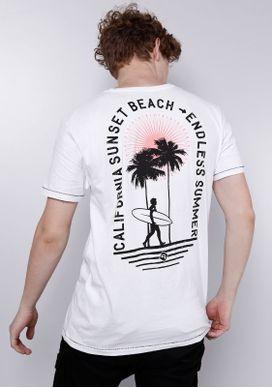 Camiseta-Manga-Curta-Estampada-Branca-Gang-Masculina