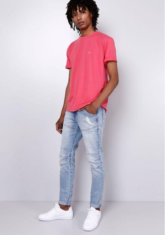 Calca-Jeans-Delave-Azul-Clara-Gang-Masculina