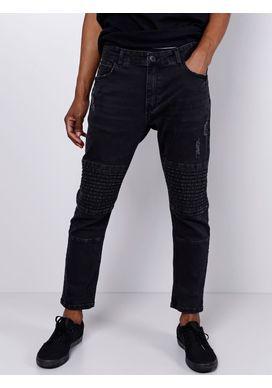 Calca-Jeans-Black-Biker-Gang-Masculina