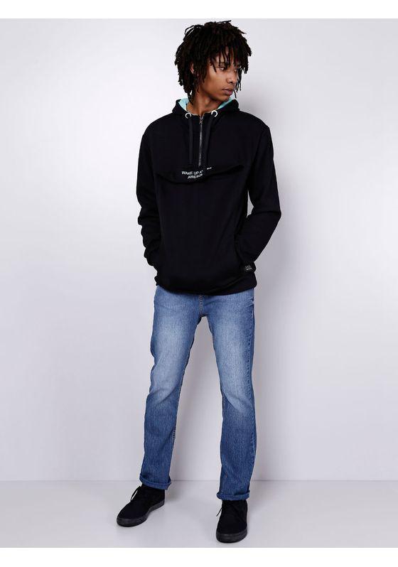 Calca-Jeans-Reta-Blue-Medio-Gang-Masculina