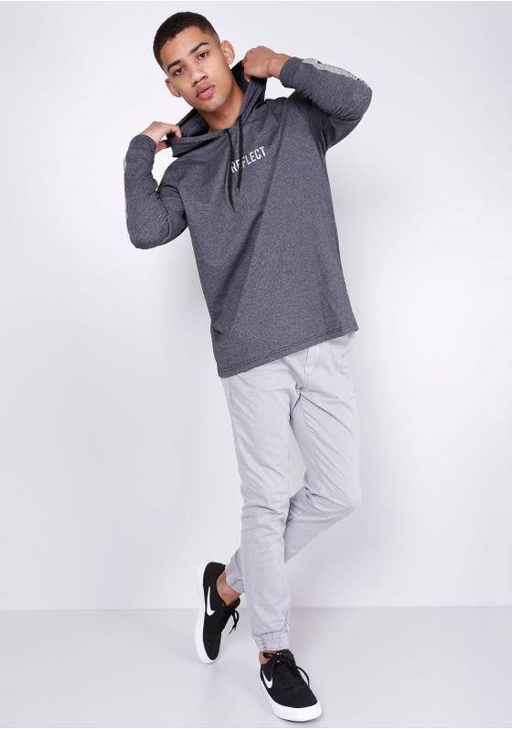 Camiseta-Estampada-Reflect-Cinza-Chumbo-Gang-Masculina