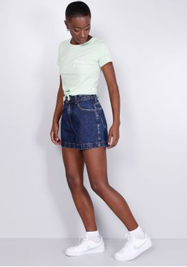 Short-Jeans-Mom-Blue-Escuro-Gang-Feminino