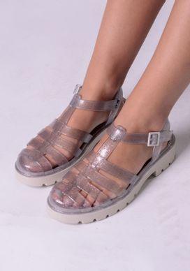 Sandalia-Glitter