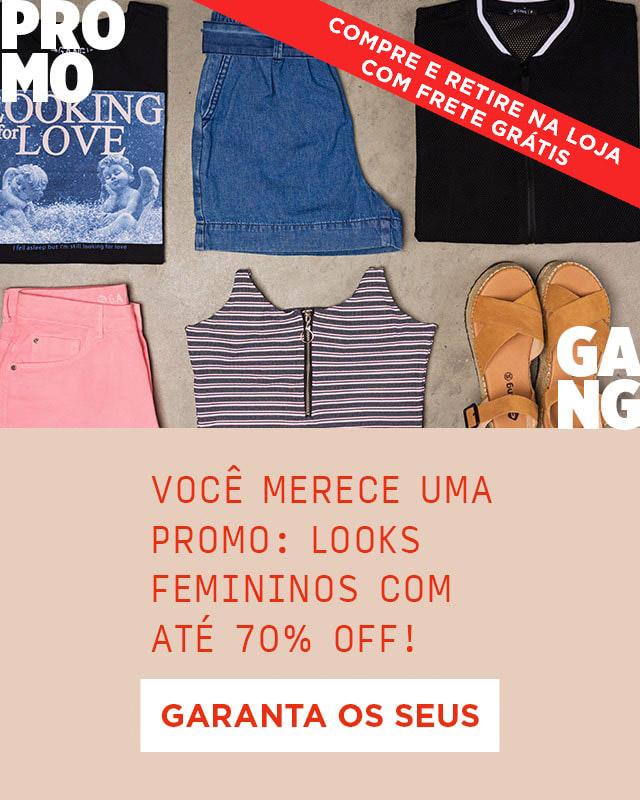 (MOB) PromoGang Feminino